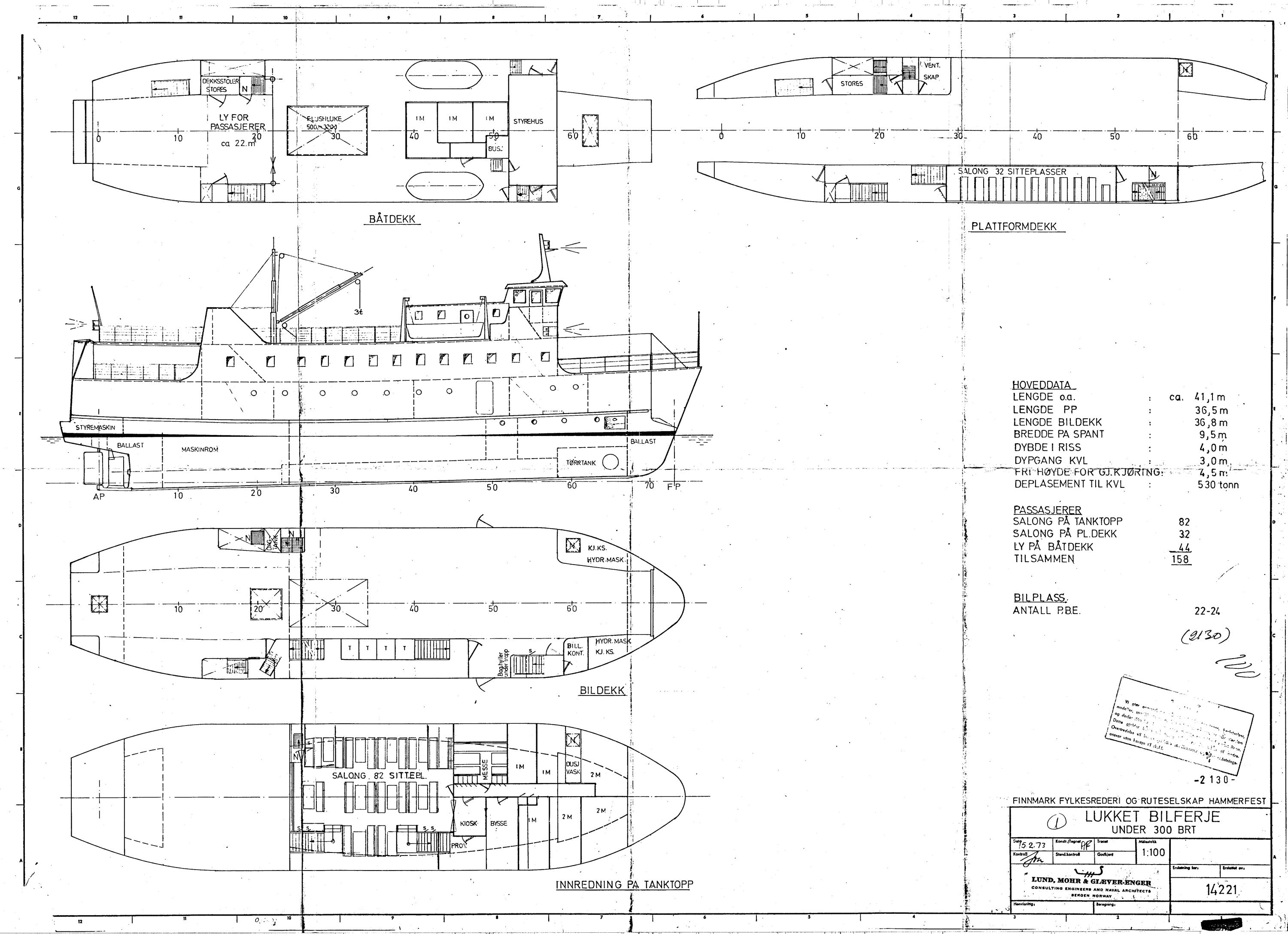 Overview,_Ship_Plan_-_Lukket_Bilferje_-_029